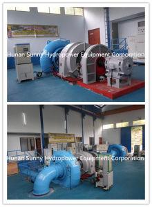 Francis Hydro (Water) Turbine Hl220 Medium Head (26-110 Meter) /Hydropower Turbine/ Hydroturbine pictures & photos