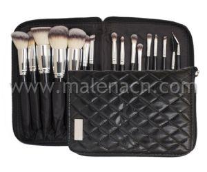 Top Quality 16PCS/Set Natural Hair Cosmetic Makeup Brush Set pictures & photos