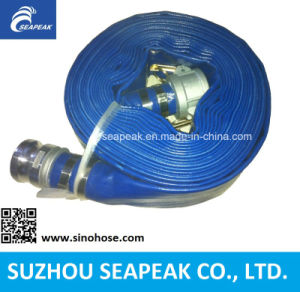 PVC Layflat Hose pictures & photos