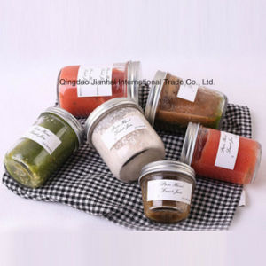 Vintage Kitchenware Glass Jelly Jam Canning Mason Jar pictures & photos
