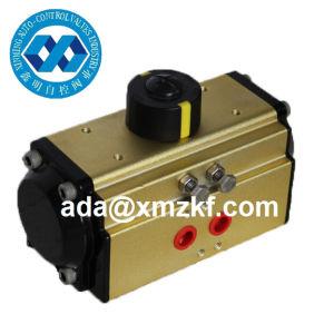 Air Operated Pneumatic Valve Actuator pictures & photos