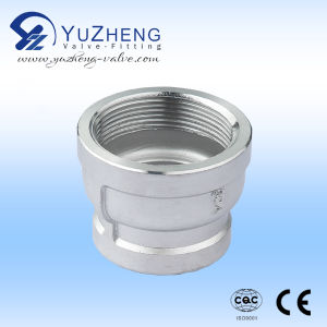 Stainless Steel 304/316 Female Thread Reducing Fitting pictures & photos