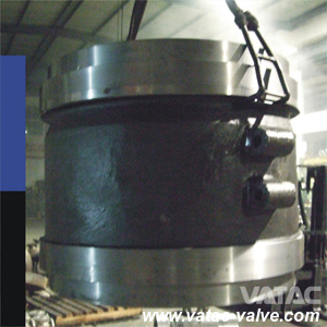 Silient Type&Non-Slam A216 Wcb/A351 CF8/Ss304 Cl150 Wafer Check Valve pictures & photos