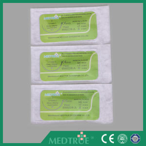 High Quality Disposable Surgical Suture with CE&ISO Certification (MT580G0713) pictures & photos
