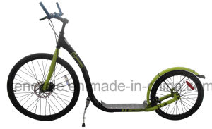 Fashionable Adult Kick Scooter/Sports Scooter/ Foot Bike/Kick Bicycle/Excise Scooter/Street Kick Scooter pictures & photos