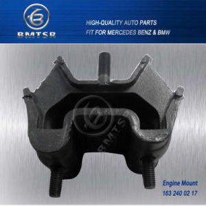 China Best Quality Car Engine Mounting for Benzw163 pictures & photos