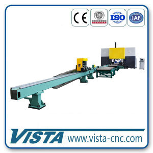 Gantry Movabe CNC 3D Drilling Machine pictures & photos