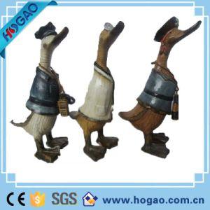 Resin Garden Decor Mr. Duck pictures & photos