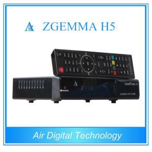 Newest Zgemma TV Decoder DVB S2 + DVB T2/C Support Kodi Hevc/H. 265 pictures & photos