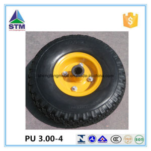 PU Foam Wheels Strong Wear Resistance and None Flat
