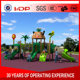 New Design Manufacturer for Children Kids Outdoor/Indoor Playground Big Slides for Sale Wooden Series HD16-166b pictures & photos