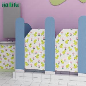 Jialifu Compact Laminate Kindergarten Toilet Cubicles pictures & photos