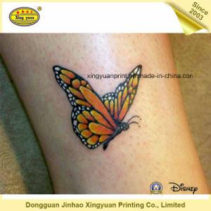 Metallic Flash Temporary Tattoo Sticker for Body (JHXY-TT0012) pictures & photos