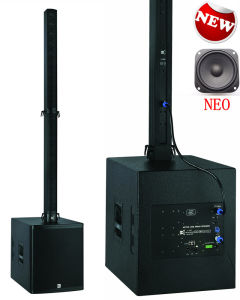 The Best Powered+ Line Array Column Speaker Tower+Sound System pictures & photos