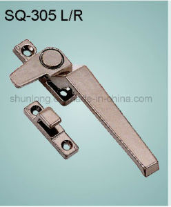 Zinc Alloy Handle for Windows/Doors Hardware (SQ-305 L/R)