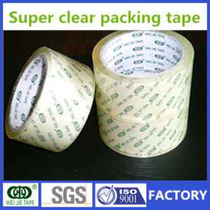 Super Clear Packaging Tape Manufacturer Made in China pictures & photos