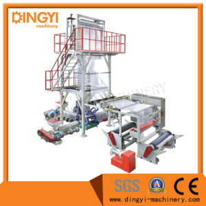 Three Layer Common-Extruding Rotary Die-Head Film Blowing Machine pictures & photos