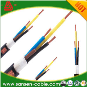 PVC Insulation Copper Wire Braiding Soft Electrical Wire pictures & photos