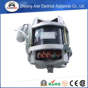 Small AC Single Phase 230V 500W Concrete Mixer Electric Motor pictures & photos