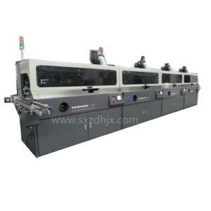 Automatic Four Color Plastic Bottle Screen Printer pictures & photos
