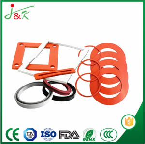 Silicone Rubber Seal Gasket with Food Grade for Food, Medical pictures & photos