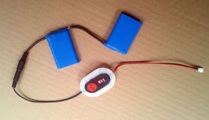 Power Measure for 7.4V Lithium Battery Pack pictures & photos