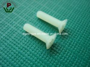 Flat Head Phillips Plastic Nylon Screw
