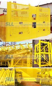 2016 China Construction Hoist Building Hoist Construction Elevator Price pictures & photos