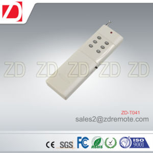 Long Working Distance 2 Buttons RF Wireless Remote Control pictures & photos
