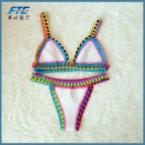 2017 Bikini Beach Wear Swimsuit Ladies Two-Piece pictures & photos