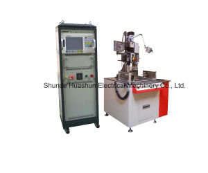 Hj50z-W Vertical Balancing Machine with Auto Drilling Correction System