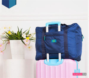 Waterproof Nylon Foldable Travel Package Luggage Travel Organizer pictures & photos