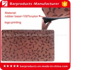Large Size Custom Rubber Outdoor Carpet