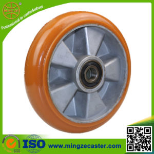 Industry Trolley Urethane Caster Wheels pictures & photos