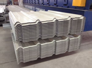 Prepainted Corrugated Steel Roofing Sheet pictures & photos