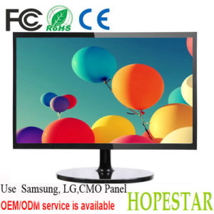 "1920 X 1080 27"" 5ms Wide Screen LED Computer Monitor 12V pictures & photos"