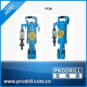 Yt28 Pneumatic Air Pick/ Rock Drill for Drilling pictures & photos