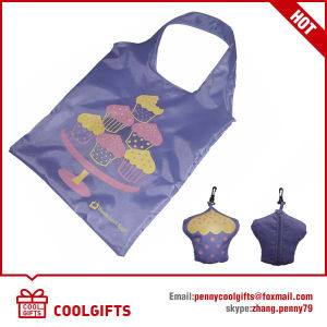 210d Polyester Cake Foldable Bag with Custom Print for Gifts pictures & photos