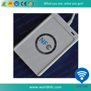 ISO14443A 13.56MHz MIFARE S50/70, Ultralight NFC Smart Card Reader pictures & photos