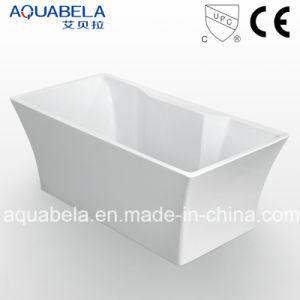 Acrylic Freestanding Whirlpool Bath Tub Hot Tub Bathtub (JL613) pictures & photos