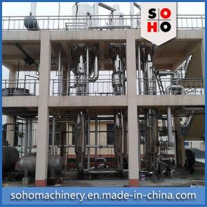 Stainless Steel Titanium Vacuum Film Evaporation Crystallizer Waste Water Treatment pictures & photos