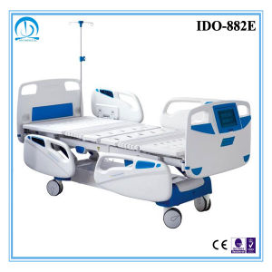 Eight Function Full Electric ICU Bed pictures & photos