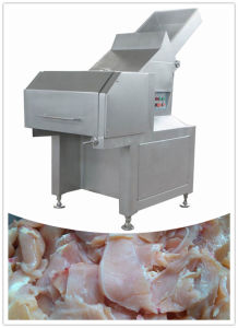 Qk553 Frozen Meat Slicer Cutting Machine with Ce Certification pictures & photos