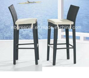 Garden Furniture Outdoor Leisure Wicker Patio Rattan Bar Chair pictures & photos