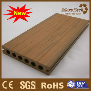 New Product, Color Grain, WPC Hollow Decking 140*23mm pictures & photos