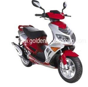 50/125/150cc EEC/EPA Scooter (HDM50E-30A)
