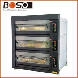 CE Approved Professional Electric Baking Oven for Bread Baking