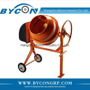 BC-200 Mini concrete mixer 200L capacity with electric motor used mortar mixer for sale pictures & photos
