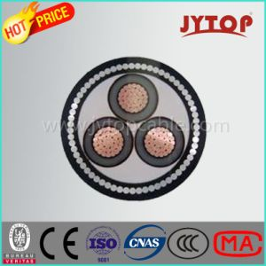 3 Core Cable, Medium Voltage Swa Power Cable, XLPE Insulation Cable pictures & photos