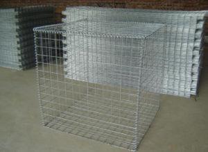 Quality Guarantee Galvanized Gabion / PVC Coated Gabion Basket / Gabion Box Stone pictures & photos